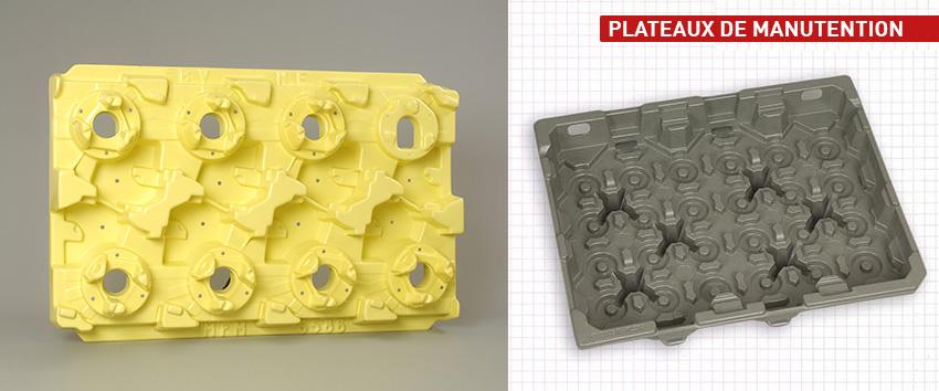 Technoplast Industries – thermoformage de plateaux de manutention – 01